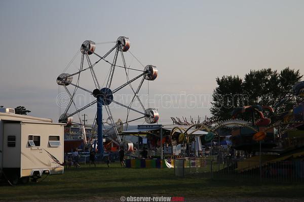 Hector Fair Parade 7-26-19