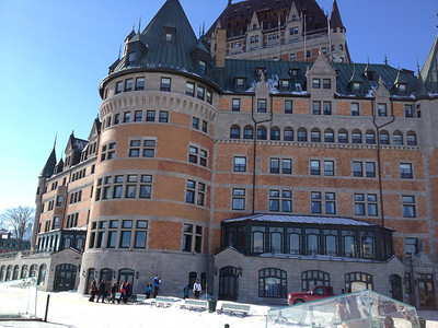 Quebec, Feb 17-22, 2013