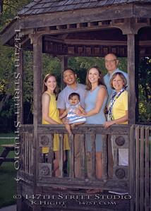 Gina's Family