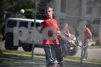 Southeast Polk @ Fort Dodge Boys Tennis