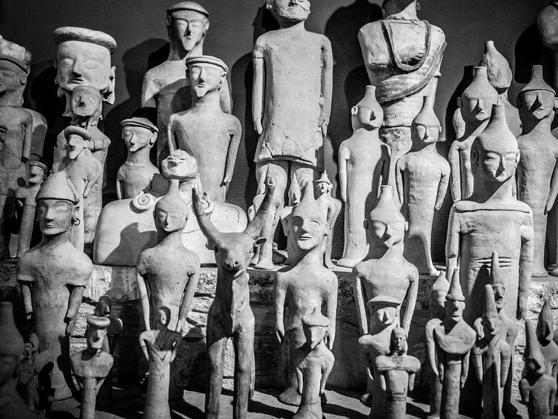 The Cyprus Museum in Nicosia