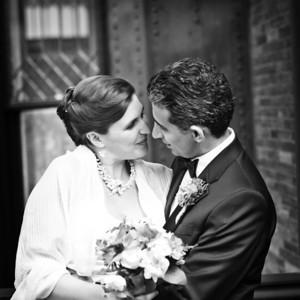 Erin & Omid 2012