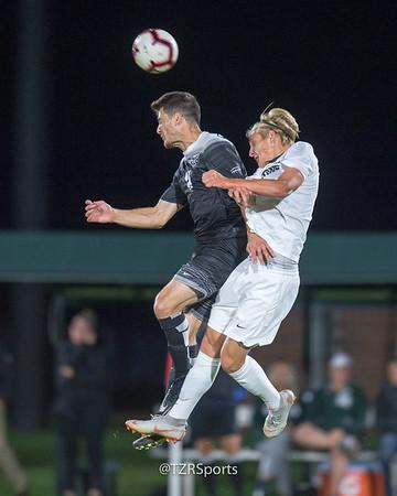 OU Men's Soccer at Michigan State 9/10/2018
