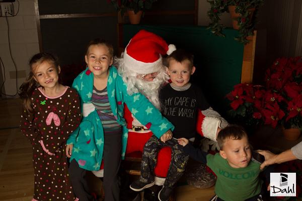RSV 2nd Ward Santa 2012