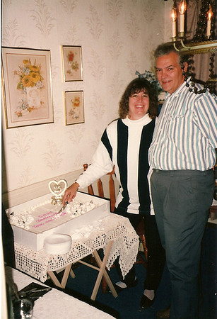 Tom & Noreen's 25th Anniversary 1993