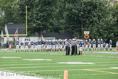 2014 PHS Football vs Trinity Luthern