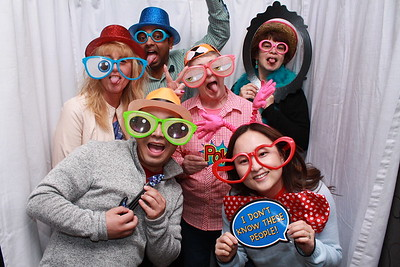 Faces of Acuity Photo Booth
