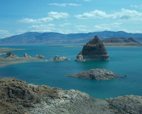 Pyramid Lake