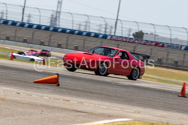 Custom Gallery - Red Mazda RX-7