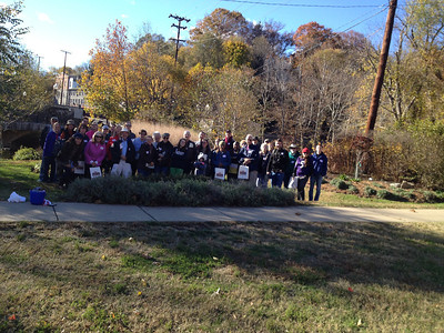 11.3.13 Watershed/History Tour of Historic Ellicott City & Tiber Hudson Watershed