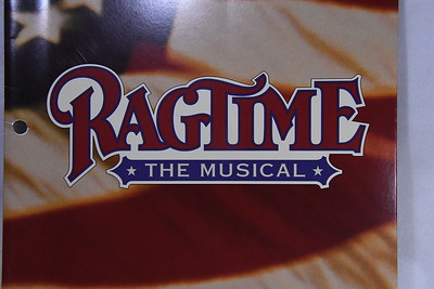 11-14-1999 Ragtime @ Fox Theater, St. Louis, MO
