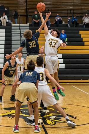 2020-11-24 - Sullivan North JV Boys vs West Greene @ North