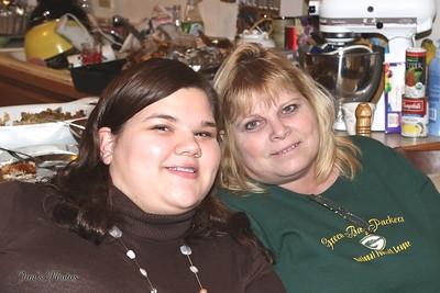 Family Thanksgiving 2007