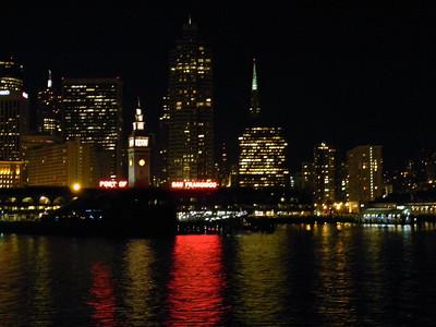 Vegan Hornblower Cruise in San Francisco 2011