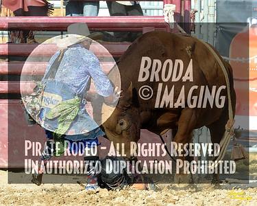 2015 California Finals Rodeo Perf 1 Phil Broda PRCA ProRodeo