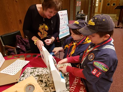 Cub Scout Health Fair