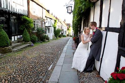 Becky and Richard Bracking Wedding