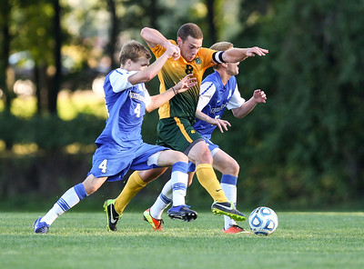 Brockport Men v. Fredonia Blue Devils 9-27-13