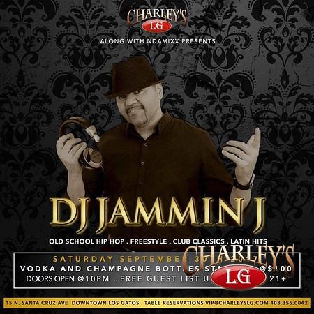 2017-09-30 DJ Jammin J
