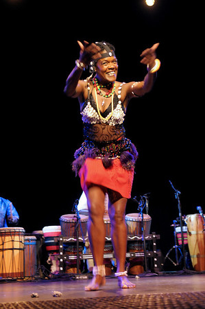 Afro Groove 2012 at Triple Door
