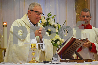 Fr Harris Birthday Mass : 2015