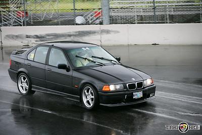 BMW ACA Track Day Aug.29, 2011