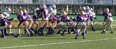 10/11/09 (9 Year old) Sayville vs. Cowboys