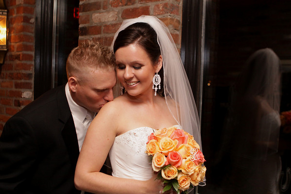 The Wedding of Heather & Blair