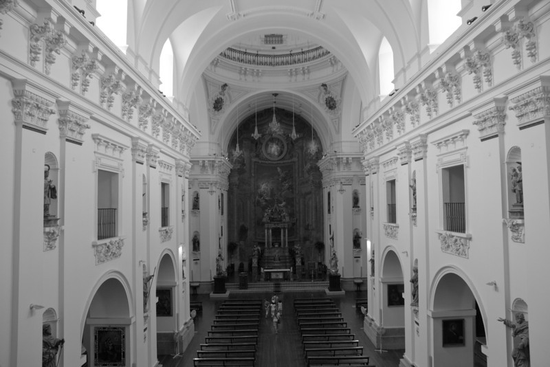 Iglesia San Ildefonso Jesuitas, Toledo