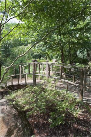 NJ-Sayen Garden