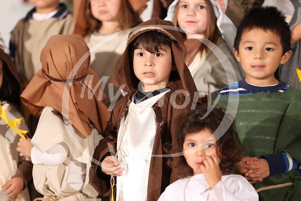 St Mary Magdalen Christmas (Pre-Kinder 3 & 4) 2015