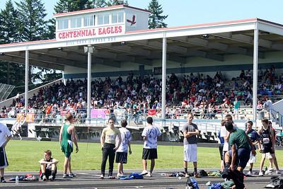 Oregon Junior Olympics June 2010