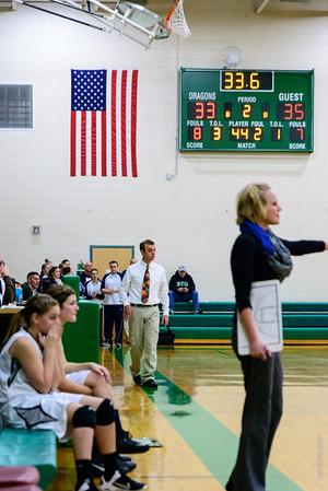 2013-14 LHS Girls Basketball