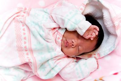 Baby Girl:  November 23, 2014