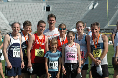 Striders at: Sunburst Marathon
