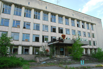 Chernobyl Streets  2012.
