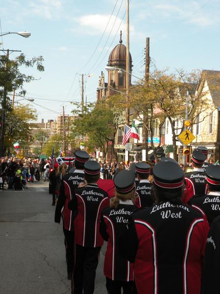 Lutheran-West-Marching-Band-At-Columbus-Day-Parade-October-2012--48.jpg