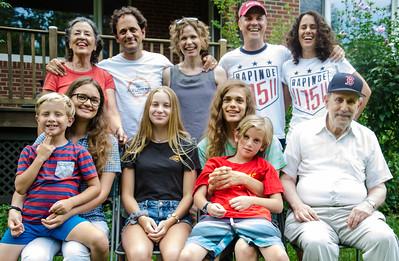 Family Portraits 2019