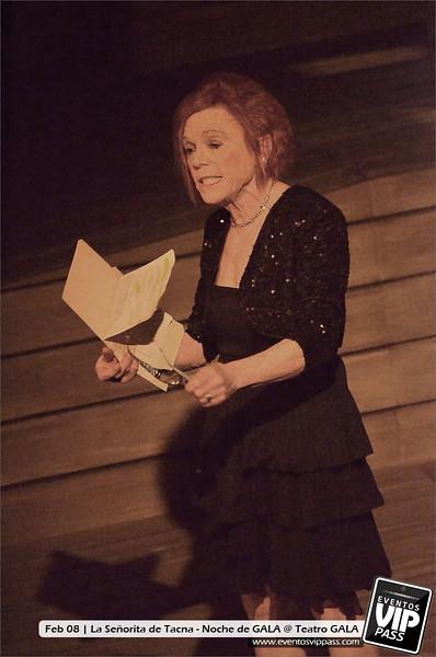 La Srta de Tacna @ Teatro GALA | Sat, Feb 08