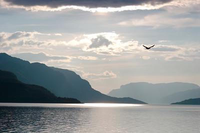 Gratangen fjord