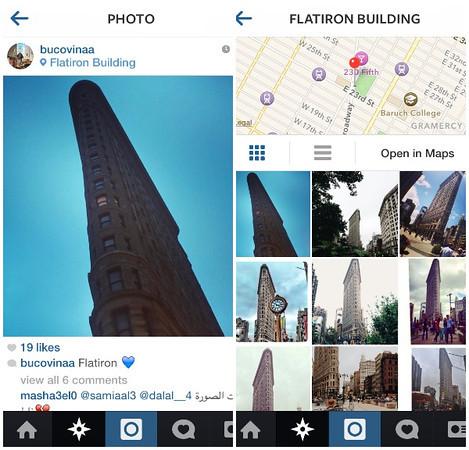 Best Apps for Travel: Instagram