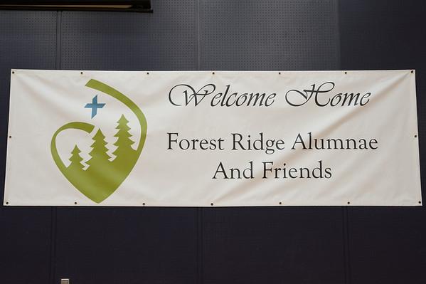 Forest Ridge Varsity vs Overlake, Jan 28, 2014