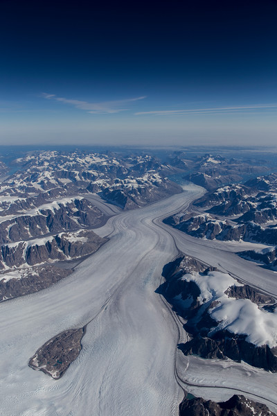 Operation IceBridge Arctic Summer 2016