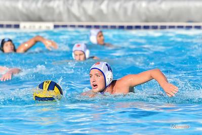 WO Water Polo Boys vs DP 2/24/21