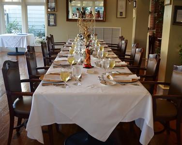 Etiquette - Second Empire Meal
