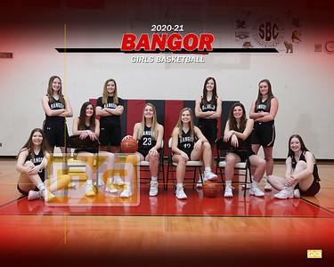 Bangor girls basketball GBB2021