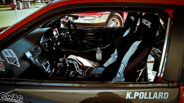 Formula Drift 2011 Round 5 Pits