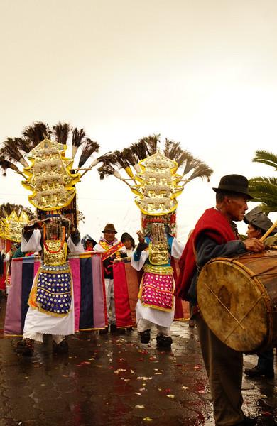 Danzantes de Pillaro