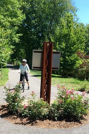 August 4 Rail Trail Ride