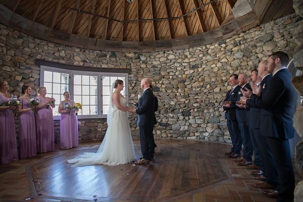 Samantha + Bill ~ Castle Farms Wedding Charlevoix, MI